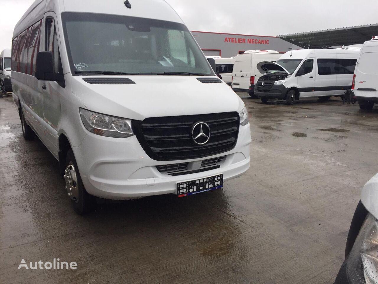 новый пассажирский микроавтобус MERCEDES-BENZ Sprinter IDILIS 516,  22+1+1  *COC*  prolonged with 50cm fiber/s
