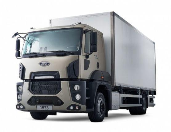 новый автофургон FORD Trucks 1833DC