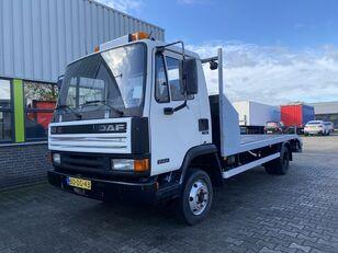 автовоз DAF 45.150 Manual pump, full steel, NL truck