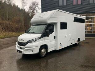 новый грузовик коневоз IVECO Pferdetransporter