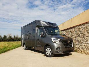 новый грузовик коневоз RENAULT MASTER Ameline Horsetruck