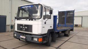 грузовик платформа MAN FL 14.192 Euro 1 Winch 15.000kg