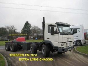 грузовик шасси TERBERG FM2850 - 8x4 - Chassis truck