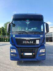 грузовик штора MAN TGX 26.440 + прицеп штора