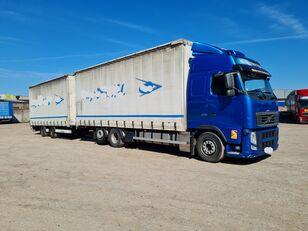 грузовик штора VOLVO FH 13 + прицеп штора