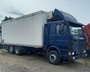 изотермический фургон SCANIA 113-360