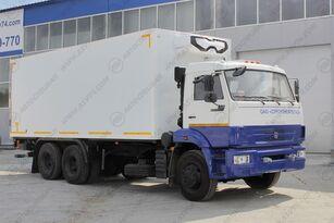 новый изотермический фургон КАМАЗ 65115-3094-19 с ХОУ и гидробортом