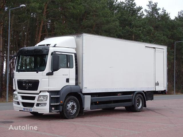 изотермический фургон MAN TGS 18.320