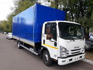 новый тентованный грузовик ISUZU NQR90