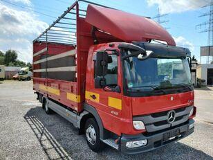 тентованный грузовик MERCEDES-BENZ Atego II 818L