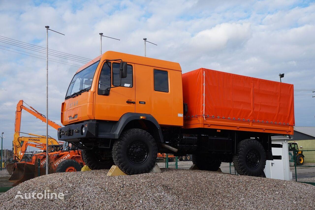 тентованный грузовик STAR 944 LEG