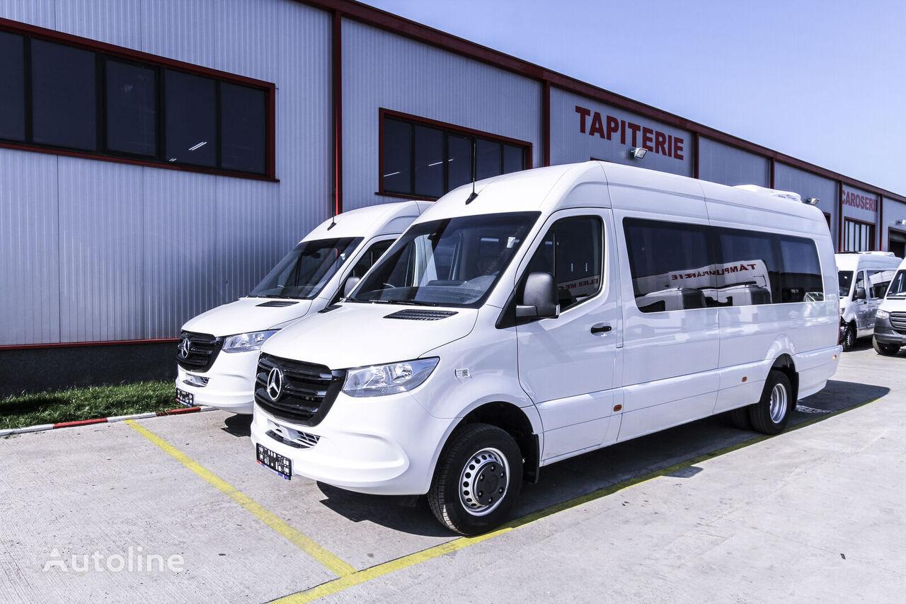 новый пассажирский микроавтобус MERCEDES-BENZ Idilis 519 19+1+1 *COC* Ready for delivery