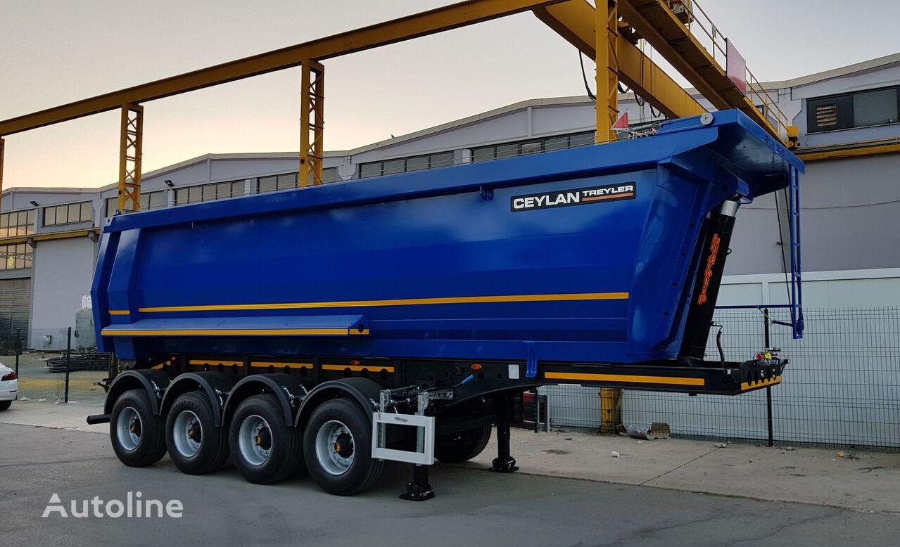 новый полуприцеп самосвал CEYLAN 35 M3 Made for Africa