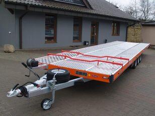 новый прицеп автовоз TA-NO Autotransporter TRIO 35.85FT PREMIUM