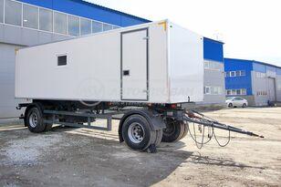 новый прицеп фургон МАЗ 837810