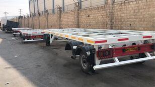 новый прицеп контейнеровоз AKYEL TREYLER مقطورة  2019