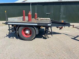 прицеп платформа DRACO MXS 109, mid axle trailer / ballast trailer / centre axle traile