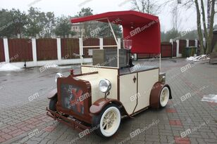 новый торговый прицеп BMGRUPA stand w stylu retro, stoisko gastronomiczne, catering trailers