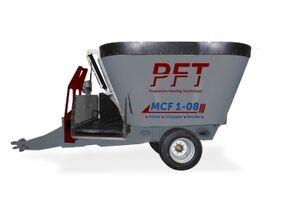 новый кормосмеситель PFT MCF 1-08