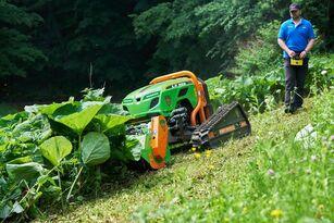 новый трактор газонокосилка Green Climber LV300 pro