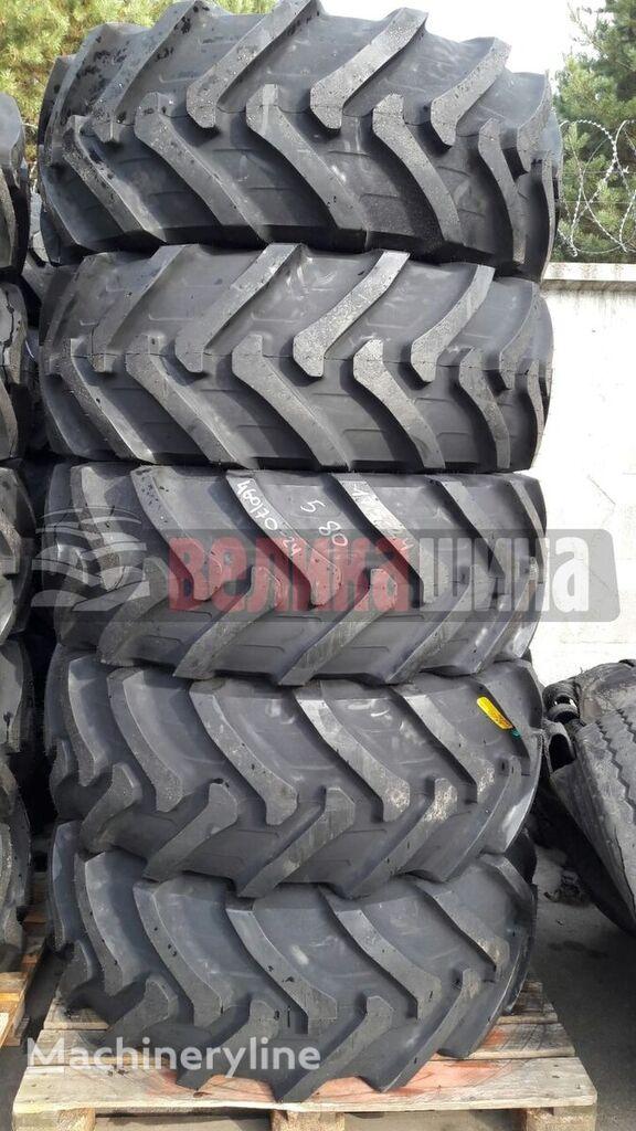 новая шина для телескопического погрузчика Michelin