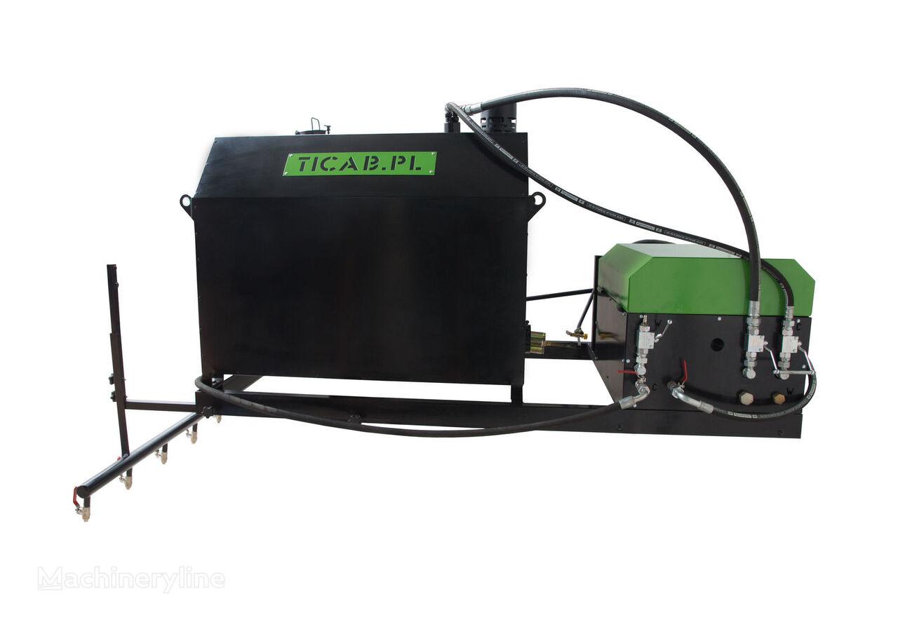 новый автогудронатор Bitumen distributor BS-1000